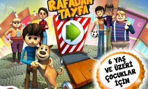 Rafadan Tayfa  web ve mobilde!
