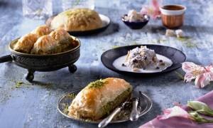 Anadolu'nun efsane tatlıları Seraf'ta