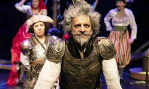 Cervantes'in ölümsüz eseri 'Don Kişot' UNIQ Hall'de