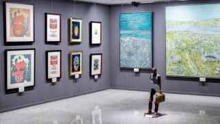 Bol Sanatlı Nice Yıllar sergisi