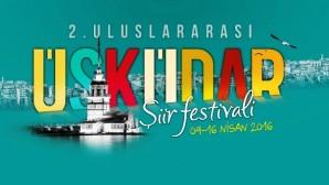 Üsküdar Şiir Festivali'nde dünya şairleri buluştu