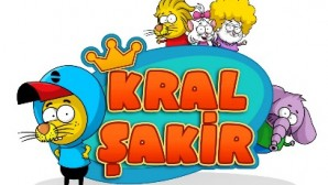 Cartoon Network'ün ilk yerli yapım çizgi dizisi Kral Şakir başlıyor