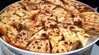 Dört saatte pişen Balkan yemeği: Fliya