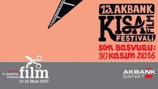 13. Akbank Kısa Film başvuruları başladı