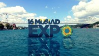 MÜSİAD EXPO'nun 16'ıncısı 9-12 Kasım'da CNR'de