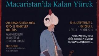 """Kanuni Sultan Süleyman"""" sergisi 6 Eylül'de açılıyor."""