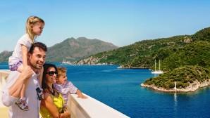 Kurban Bayramı'nda tatilcilerin gözdeleri