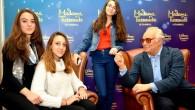 Yaşar Kemal'in balmumu figürü İstanbul Kitap Fuarı'nda yoğun ilgi gördü