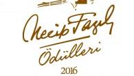 Necip Fazıl Ödülleri'nin bu yıl üçüncüsü düzenlendi.
