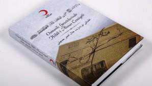Kızılay'dan 150. yıl anısına kültür hizmeti