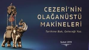 Cezeri'nin Olağanüstü Makineleri Sergisi, 15 Şubat'ta UNIQ Expo'da