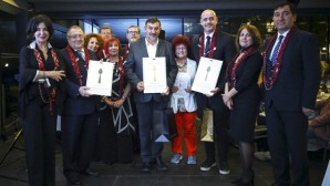 1. Altınkaşık Gastronomi ödülleri sahiplerini buldu