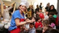 Neşeli Makarnalar ile çocuklara 23 nisan eğlencesi