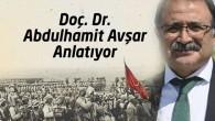 Abdulhamit Avşar, Kafkas İslam Ordusu'nu TYB İstanbul'da Anlattı