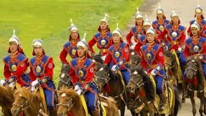 Gökyüzü Ülkesi Moğolistan ve Nadaam Festivali