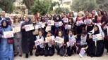 Hebron'un kadınları Filistin modasını dünyaya tanıtıyor