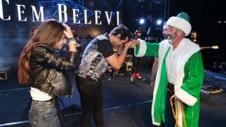 Cem Belevi Nasreddin Hoca'dan icazeti aldı