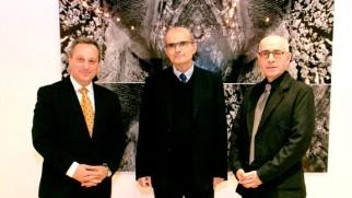 Giz-li-dir görüntü sergisi Galeri Khas'ta açıldı