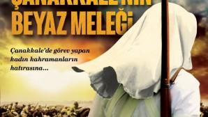 """Çanakkale'nin Beyaz Meleği :""""ERİCA ANA"""""""