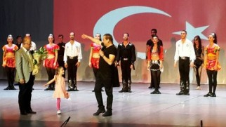 MOİ Sahne'den 'Anadolu Ateşi' geçti