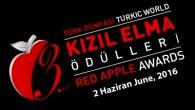"""Türk Dünyası """"Kızıl Elma Ödülleri"""" üçüncü kez sahiplerini buluyor."""