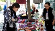 Kadınların emeği Kadıköy'de buluştu