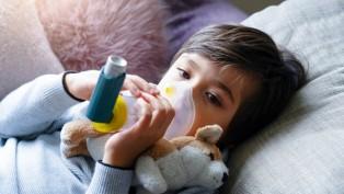 Çocukların sağlığını soludukları hava etkiliyor