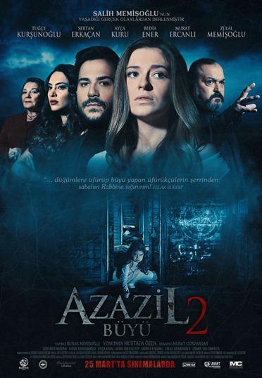 afiş azazil233