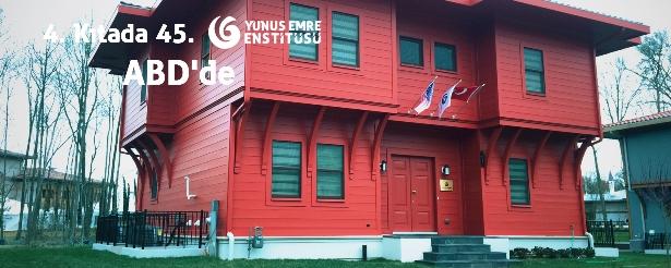 Yunus Emre Enstitüsü Amerika'da Açılıyor 111